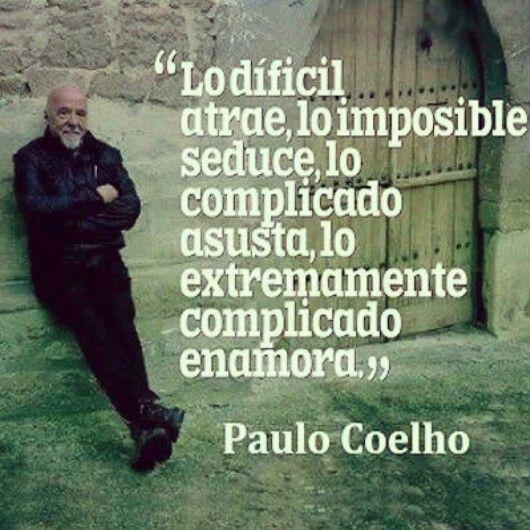Las mejores frases para reflexionar de Paulo Coelho