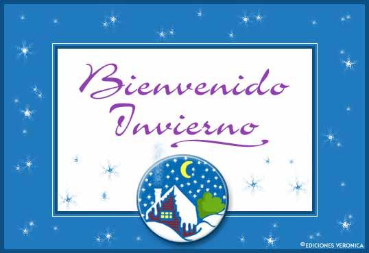 Frases de Bienvenido Invierno para compartir en whatsapp