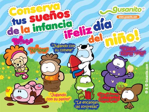 Descargar Lindas Tarjetas Para El Día Del Niño Con Frases: Bonitas Imágenes Con Frases Del Día Del Niño Para Dedicar