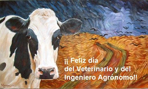 6 de agosto – Día del Ingeniero Agrónomo y del Médico Veterinario para descargar gratis