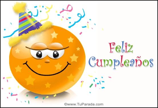 Испанский язык поздравление с днем рождения 97