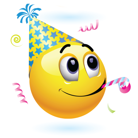 Happy Birthday Funny pictures with emoticons | Phrases Today