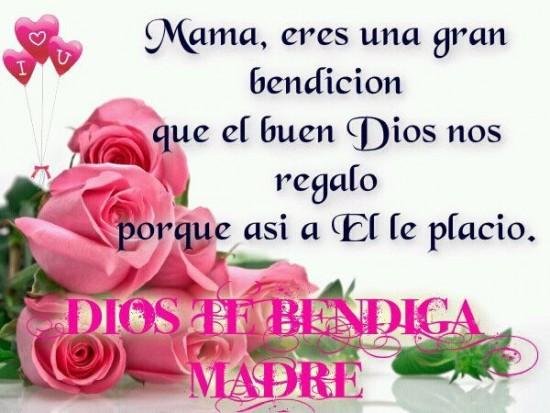 Bellas im genes de fel z d a de la madre con flores y - Cosas para el dia de la madre ...