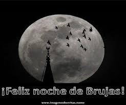 Imágenes de Felíz Noche de Brujas para compartir en Facebook