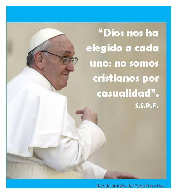 Frases Cristianas del Papa Francisco para compartir y reflexionar