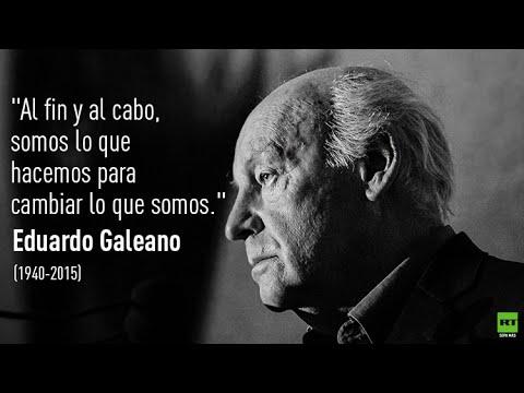 Frases célebres de Eduardo Galeano para recordar, descargar y compartir