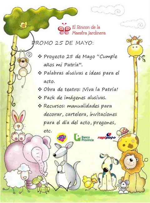28 de mayo im genes con frases del d a de los jardines de for Cancion adios jardin querido