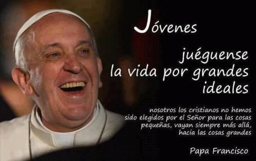 Frases del Papa Francisco imágenes  (2)