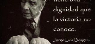 Maravillosas frases de Jorge Luis Borges en imágenes