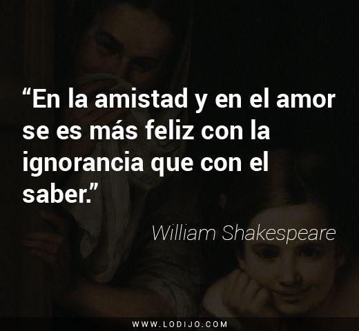 Frases Filosoficas De Amor Shakespeare Smartfren X