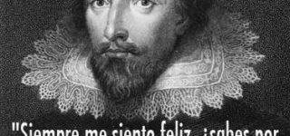 Geniales frases de William Shakespeare en imágenes