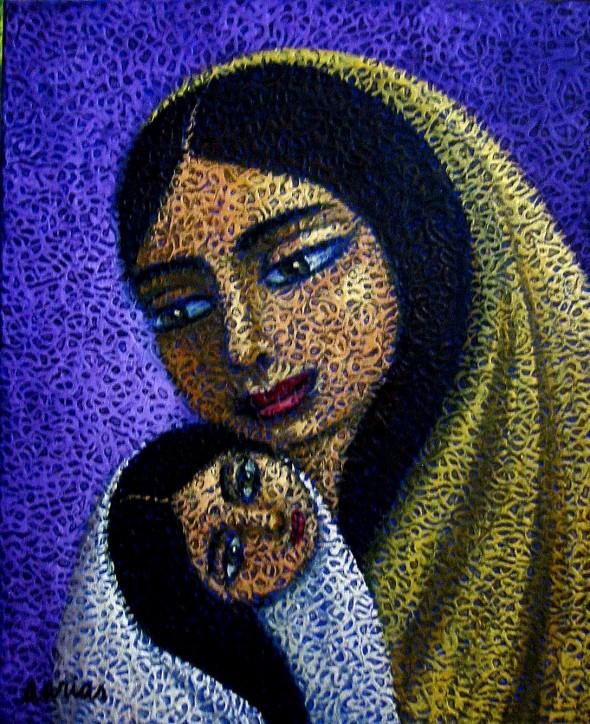 arte dedicado a la madre  (6)
