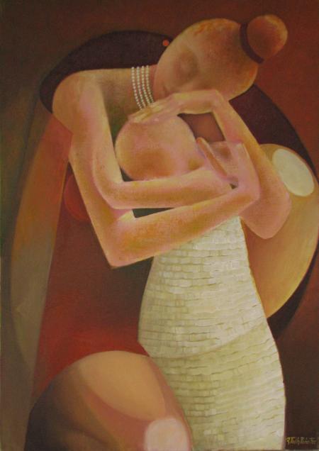 las madres arte y pintura  (1)