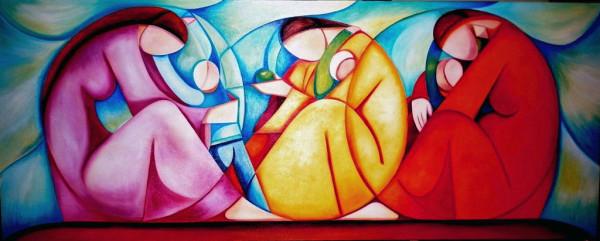 las madres arte y pintura  (2)