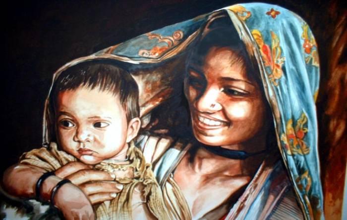 pinturas dedicadas a las Madres  (5)