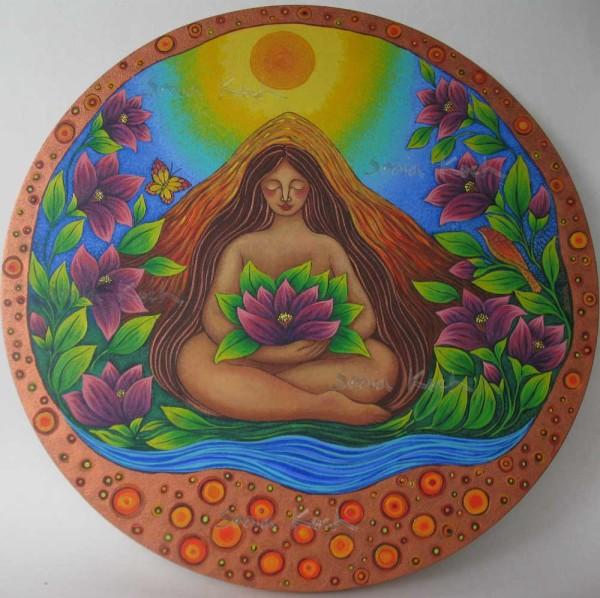 pinturas dedicadas a las Madres  (6)