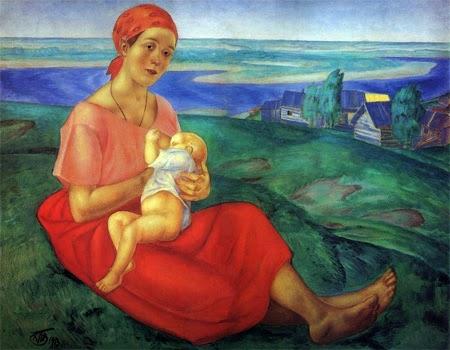 pinturas dedicadas a las Madres  (7)