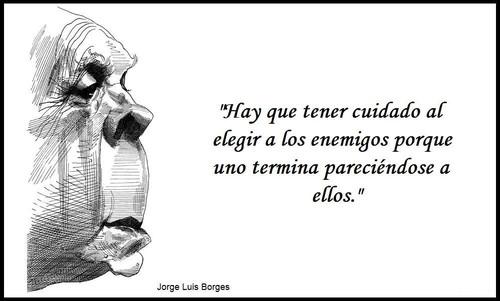 Frases De Jorge Luis Borges En Imagenes Para Compartir En Facebook