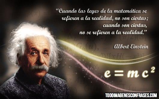 Imágenes con frases de Albert Einstein para reflexionar