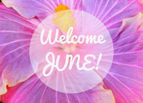 Imágenes de Welcome June para compartir