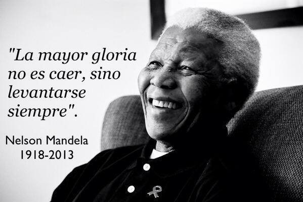 Imágenes con frases destacadas de Nelson Mandela para compartir