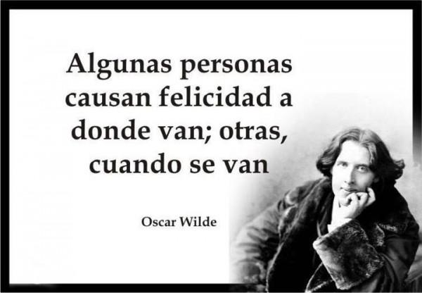 Frases célebres de Oscar Wilde para pensar y compartir
