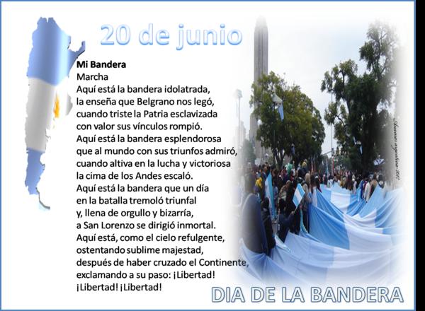 20 de Junio - Día de la Bandera Argentina (3)