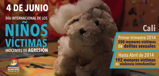 Imágenes del Día Internacional de los Niños Víctimas Inocentes de Agresión para compartir