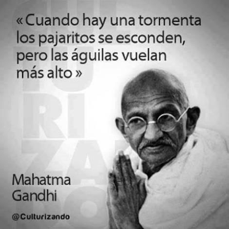 Imagenes Con Frases Celebres De Mahatma Gandhi Para Compartir
