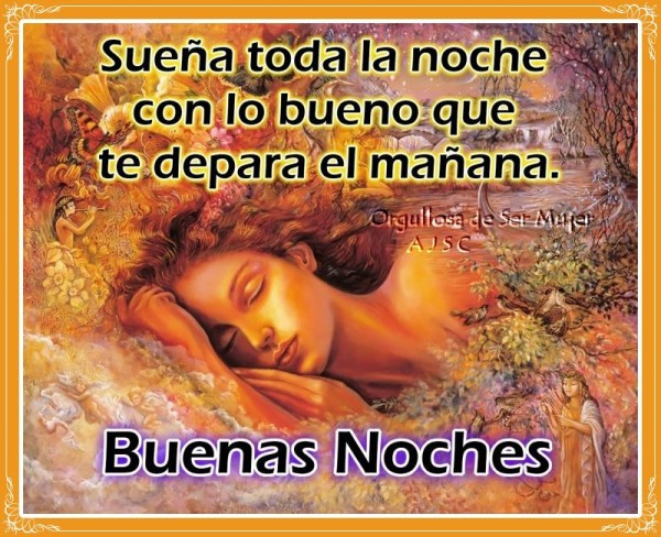 Buenas Noches frases  (125)