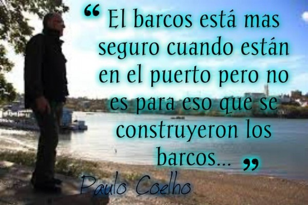 Frases y reflexiones de Paulo Coelho para Whatsapp