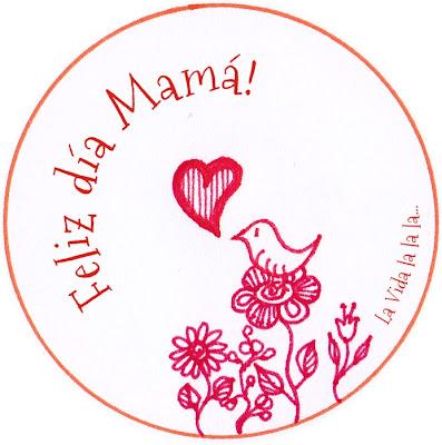 Día de la Madre flores y corazones (11)