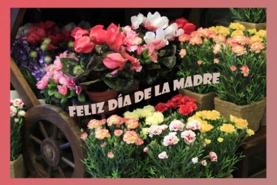 Día de la Madre flores y corazones (3)
