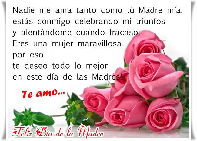 Día de la Madre flores y corazones (7)