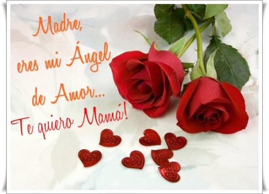 Día de la Madre flores y corazones (8)