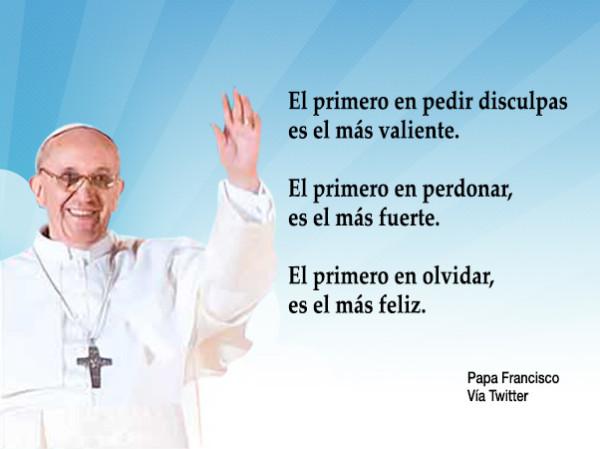 Frases cristianas  Papa Francisco (12)