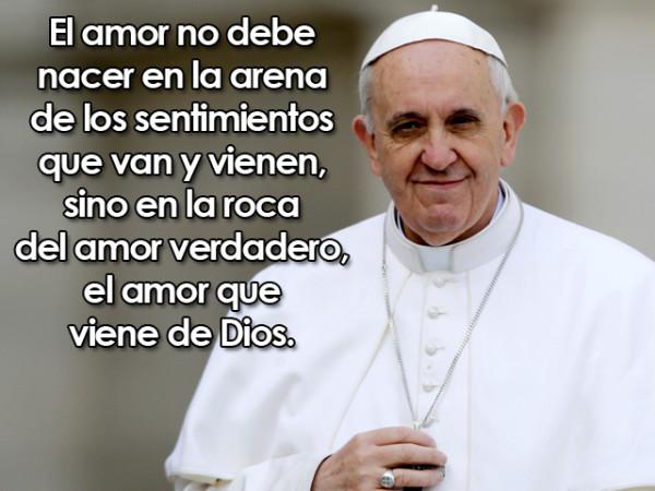 Frases cristianas  Papa Francisco (2)