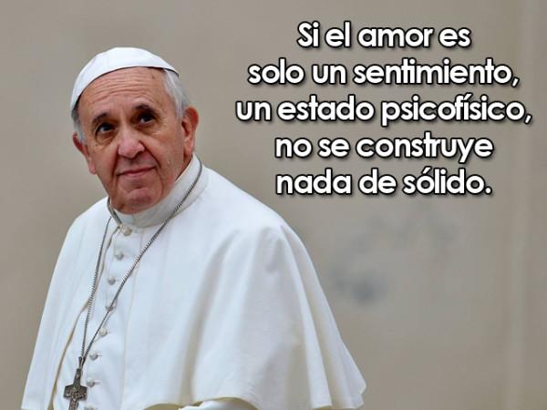 Frases cristianas  Papa Francisco (6)