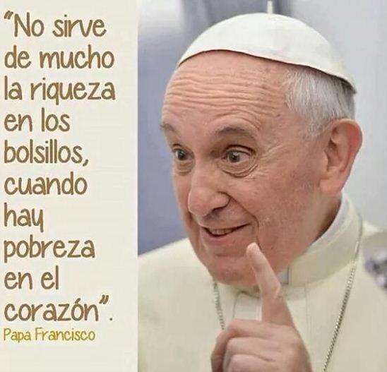 Frases cristianas  Papa Francisco (9)