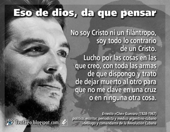 Frases del Che guevara  (14)