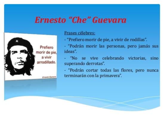 Frases del Che guevara  (15)