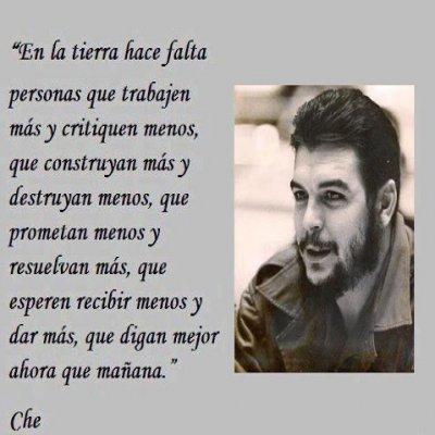 Frases del Che guevara  (18)