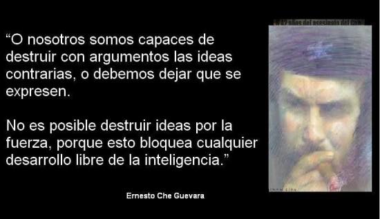 Frases del Che guevara  (5)