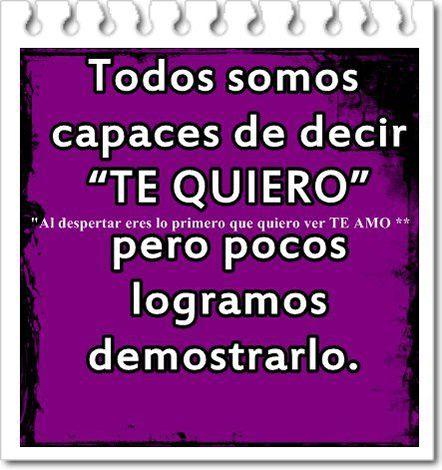Imagen Todos Somos Capaces De Decir Te Quiero