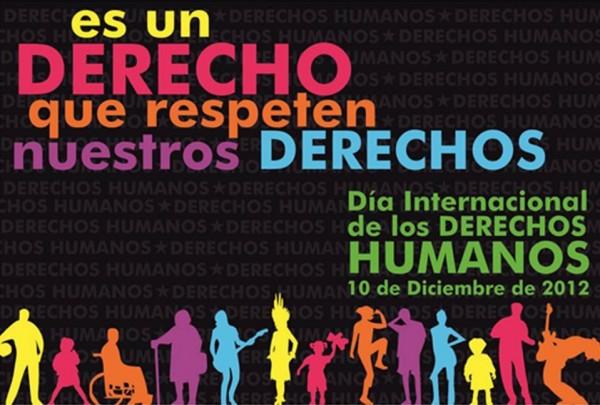 10 de diciembre – Día Internacional de los Derechos Humanos