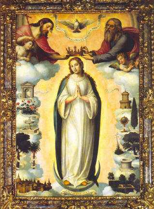Imágenes de la Inmaculada Concepción de María para compartir