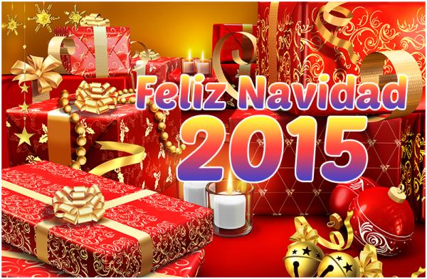 Tarjetas de Felíz Navidad 2015 para compartir