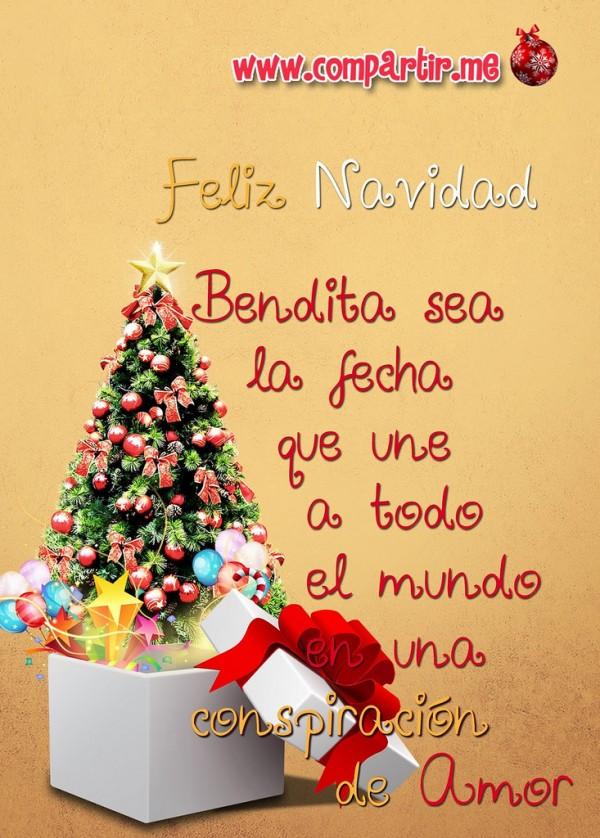 Inicio Feliz Navidad.Tarjetas Navidenas Con Frases Para Whatsapp De Feliz Navidad