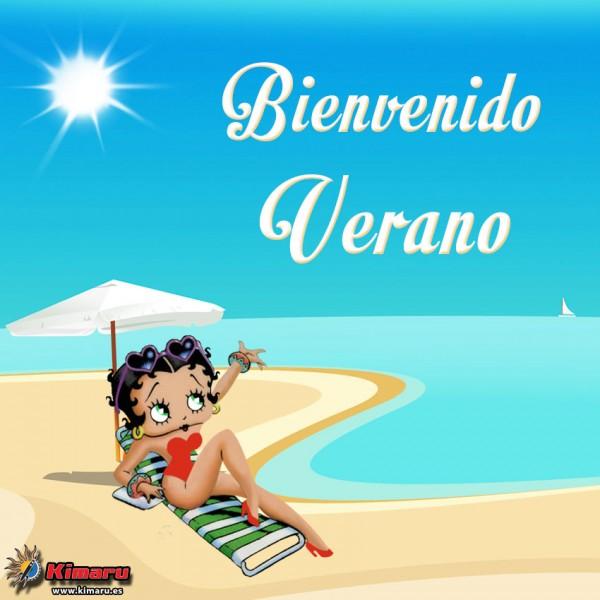 Imágenes de Bienvenido Verano para compartir en Facebook