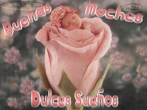 Buenas Noches - dulces sueños - Feliz Noche  (12)